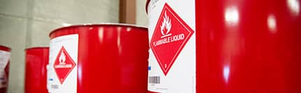 Flammable Liquid Storage Webcast